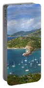 Antigua Portable Battery Charger