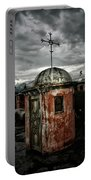 Antigua Stairwell Portable Battery Charger