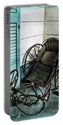 Antique Baby Carriage Portable Battery Charger