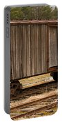Antique Boxcar Portable Battery Charger