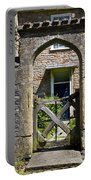 Antique Brick Archway Portable Battery Charger