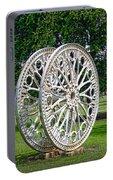 Antique Paddle Wheel University Of Alabama Birmingham Portable Battery Charger