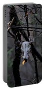 Antlers - Skull - In The Air Portable Battery Charger