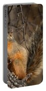Apache Fox Squirrel Portable Battery Charger