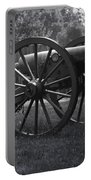 Appomattox Cannon Portable Battery Charger by Teresa Mucha
