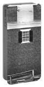 Appomattox Courthouse Portable Battery Charger by Teresa Mucha