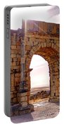 Arch Of Triumph Portable Battery Charger