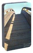 Arched Pedestrian Bridge At Martinez Regional Shoreline Park In Martinez California . 7d10525 Portable Battery Charger
