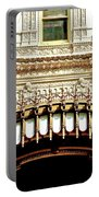 Architectural Detail New Orleans Portable Battery Charger