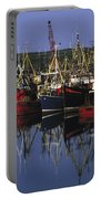 Ardglass, Co Down, Ireland Fishing Portable Battery Charger
