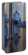 Argentinian Door Decor 1 Portable Battery Charger