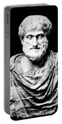 Aristotle, Ancient Greek Philosopher Portable Battery Charger