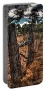 Arizona Fence And Desert Portable Battery Charger