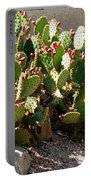 Arizona Prickly Pear Cactus Portable Battery Charger