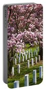 Arlington Cherry Trees Portable Battery Charger
