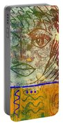 Art   Always Remember Truth Portable Battery Charger by Angela L Walker