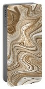 Art Abstract Portable Battery Charger