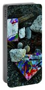 Art Amongst The Rubble Portable Battery Charger