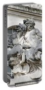 Art Gallery Statue In Cardiffs Portable Battery Charger