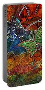 Art Therapy Portable Battery Charger