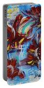 Artful Fireworks Portable Battery Charger