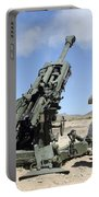 Artillerymen Fire-off A Round Portable Battery Charger