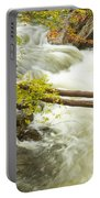 As The River Flows Portable Battery Charger