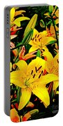 Asiatics In May  Portable Battery Charger