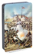 Assault On Fort Sanders Portable Battery Charger