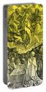 Assumption Of Mary Portable Battery Charger