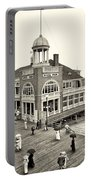 Atlantic City Steel Pier 1910 Portable Battery Charger