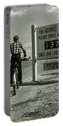 Atomic City Tennessee In The Fifties Portable Battery Charger