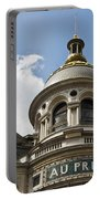 Au Printemps - Paris Portable Battery Charger