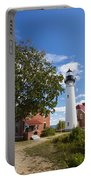 Au Sable Lighthouse 9 Portable Battery Charger