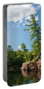 Ausable Chasm 1618 Portable Battery Charger