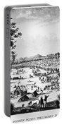 Australia: Gold Rush, 1851 Portable Battery Charger