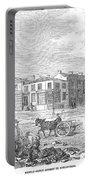 Australia: Melbourne, 1853 Portable Battery Charger