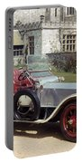 Auto: Rolls-royce, 1909 Portable Battery Charger
