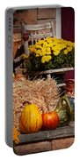 Autumn - Gourd - Autumn Preparations Portable Battery Charger