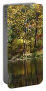 Autumn Ambience Portable Battery Charger