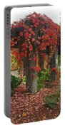 Autumn Arbor In Grants Pass Park Portable Battery Charger