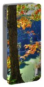 Autumn At Letchworth State Park Portable Battery Charger