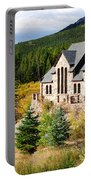 Autumn At St. Malo  Portable Battery Charger