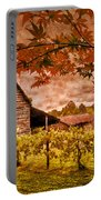 Autumn Cabernet Portable Battery Charger