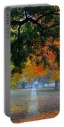 Autumn Canopy Portable Battery Charger