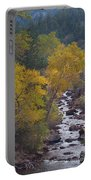 Autumn Canyon Colorado Scenic View Portable Battery Charger