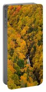 Autumn Colour And Waterfalls, Cape Portable Battery Charger