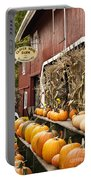 Autumn Farm Stand  Portable Battery Charger