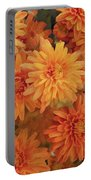 Autumn Garden Impressions Portable Battery Charger