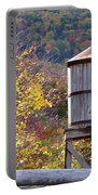 Autumn Gold Rush Portable Battery Charger